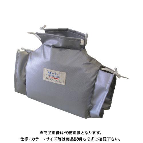 【運賃見積り】【直送品】ヤガミ グローブバルブ用保温ジャケット TJVG-20A