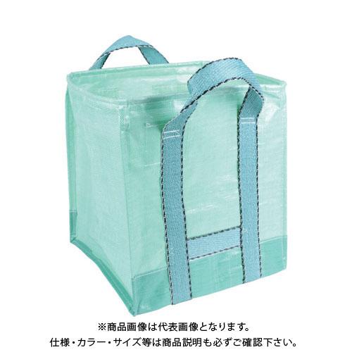 【運賃見積り】【直送品】 TRUSCO 自立バッグ 530X530 10枚入り TJB53-10