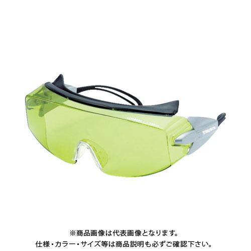 TRUSCO レーザー用セフティグラス ファイバー・YAG用 TLSG-YG