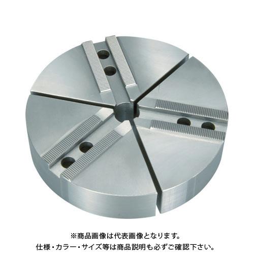THE CUT 円形生爪 日鋼製 10インチ チャック用 TKR-10N