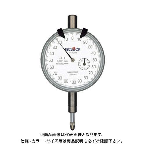 テクロック 精密ダイヤルゲージ TM-1202
