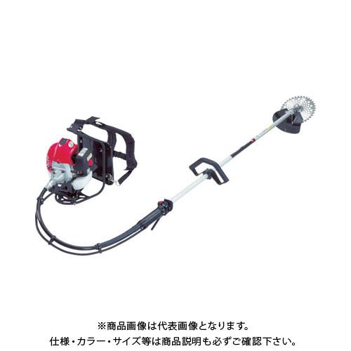 【運賃見積り】【直送品】ゼノア エンジン背負式刈払機(ループハンドル) TKZ265L