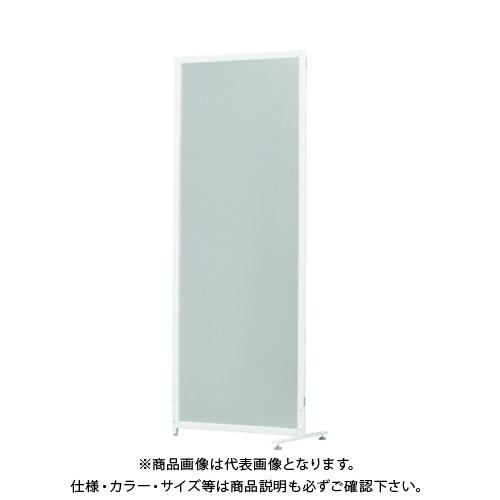 【個別送料1000円】【直送品】 TRUSCO マグネットパーテーション 600XH1500 クリア TMGP-1506CL