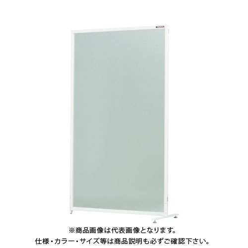 【個別送料1000円】【直送品】 TRUSCO マグネットパーテーション 900XH1500 クリア TMGP-1509CL