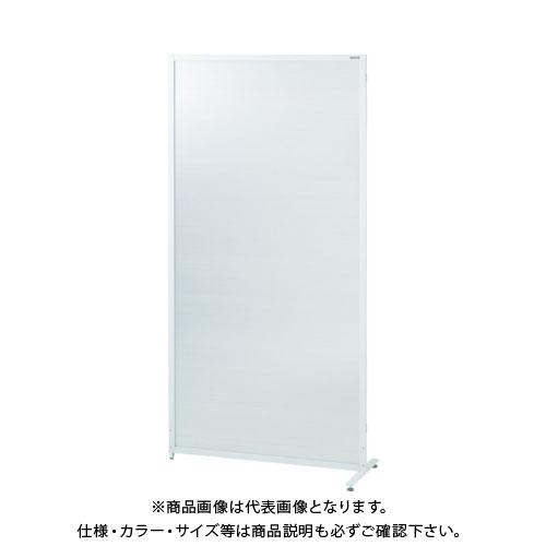 【個別送料1000円】【直送品】 TRUSCO マグネットパーテーション 900XH1800 クリア TMGP-1809CL