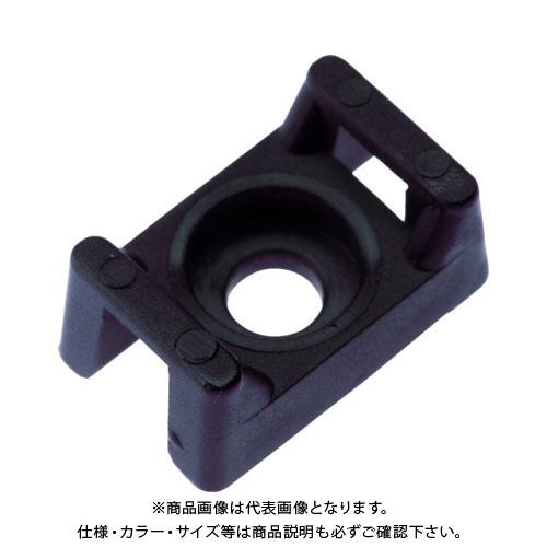 パンドウイット タイマウント 耐熱性黒 (1000個入) TM3S8-M30