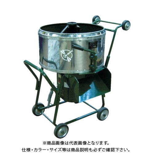 【直送品】トンボ モルタルミキサ 60L キャーリーアップ2 TMM-2UD, 将棋の里天童駒そば 2ff8b352