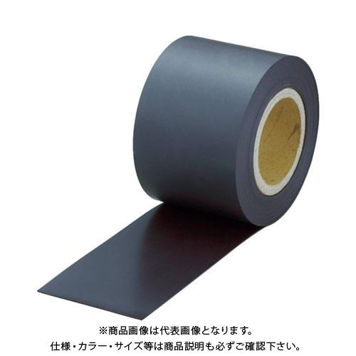 TRUSCO マグネットロール 糊なし t1.0mmX巾100mmX10m TMG1-100-10