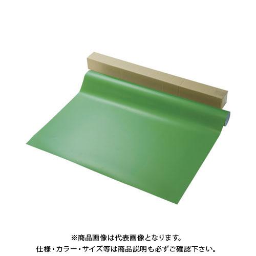 ビバ ビバフィルム(超耐久歩行帯)500mm×5m グリーン ノンスリップ TN188NSGS5