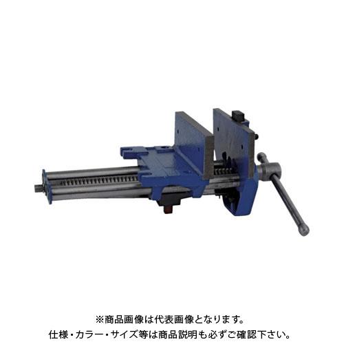TRUSCO 強力型木工用バイス 台下型 幅160mm TMVHD-160