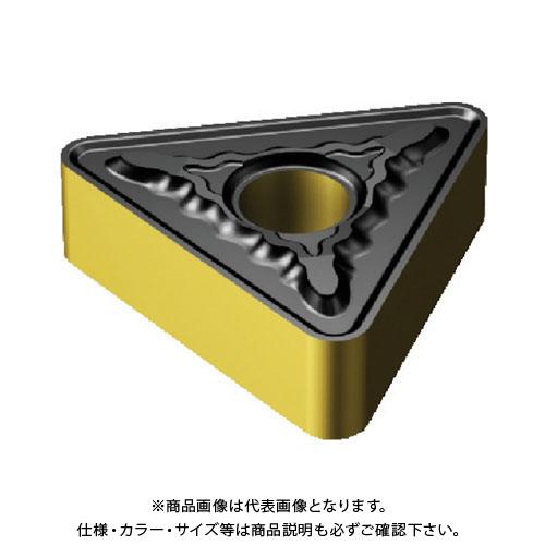 サンドビック T-Max P 旋削用ネガ・チップ 2035 10個 TNMG 16 04 08-MR:2035