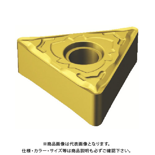 サンドビック T-Max P 旋削用ネガ・チップ 1105 10個 TNMG 16 04 08-SF:1105