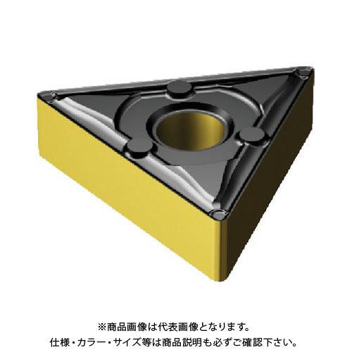 サンドビック T-Max P 旋削用ネガ・チップ 1525 10個 TNMX 16 04 04-WF:1525