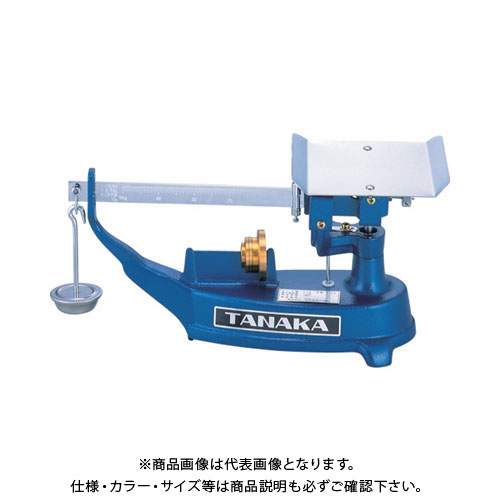 TANAKA 上皿桿秤 並皿 1kg TPB-1