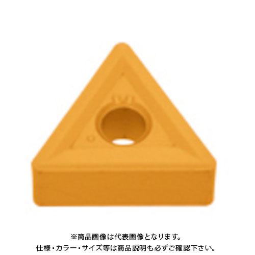 タンガロイ 旋削用M級ネガTACチップ COAT 10個 TNMG220412:T9015
