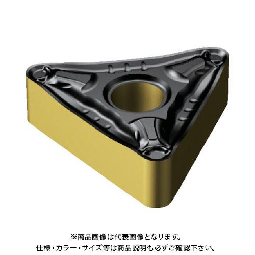 サンドビック T-MAXPチップ COAT 10個 TNMG 22 04 12-PM:4315