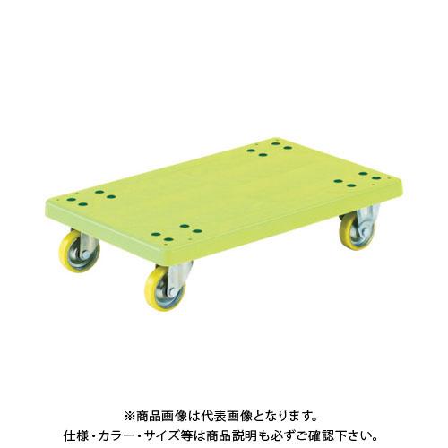 【直送品】 TRUSCO 帯電防止性グランカート 平台車 718X468 TP-E715