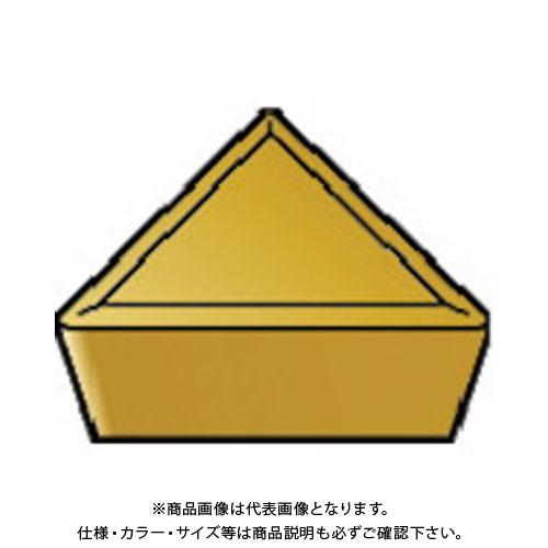サンドビック T-Max S 旋削用ポジ・チップ 5015 10個 TPMR 16 03 08-53:5015