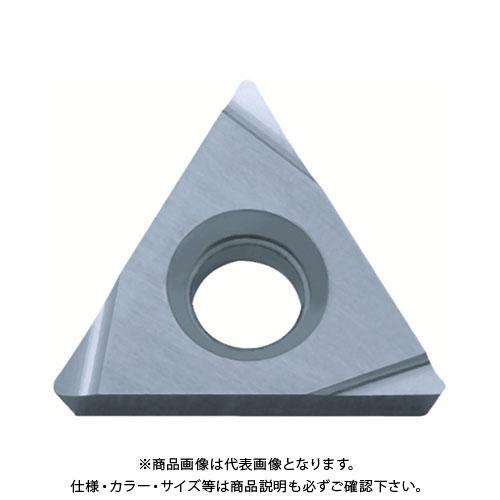 【8月1日限定!Wエントリーでポイント14倍!】京セラ 旋削用チップ PVDコーティング PR1025 10個 TPGH160304MR:PR1025