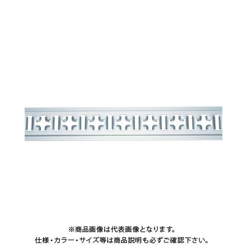 【個別送料1000円】【直送品】allsafe アルミクロスレール 穴無 TR-CRAL