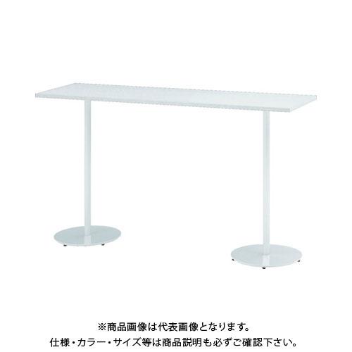 【運賃見積り】【直送品】 イトーキ ハイテーブル(角型)1800X500X1000 TRA-185HH-Z598