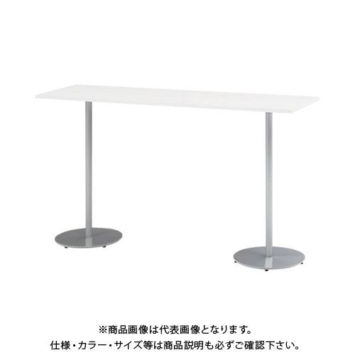 【運賃見積り】【直送品】 イトーキ ハイテーブル(角型)1800X500X1000 TRA-185HH-Z5W9
