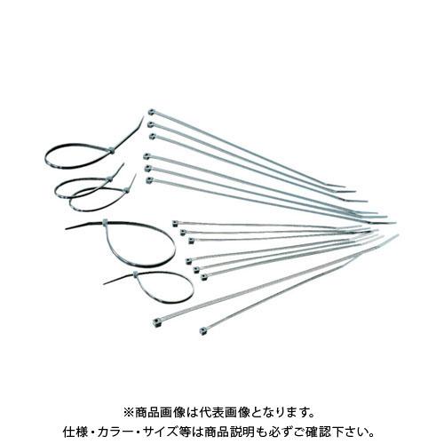 【運賃見積り】【直送品】TRUSCO ケーブルタイ9.0×1500mm最大462耐候性50本 TRCV1500-50W