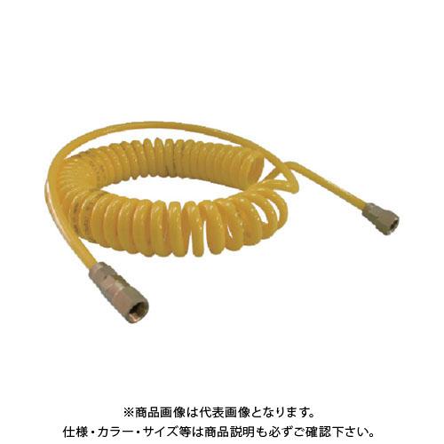 【運賃見積り】【直送品】 チヨダ イエローラインシリーズ 16mm/使用範囲6m TPS-1608-0105Y