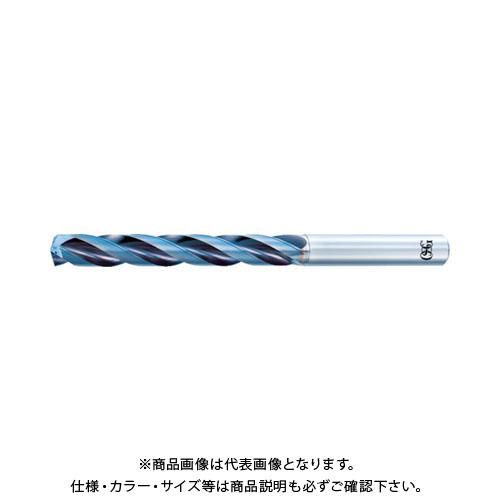 OSG 超硬油穴付き3枚刃メガマッスルドリル5Dタイプ 8662500 TRS-HO-5D-5
