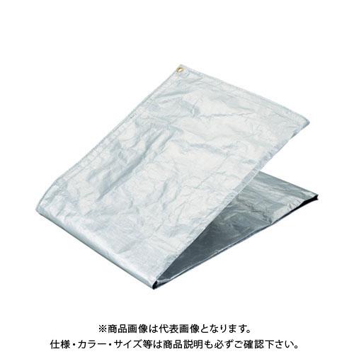 TRUSCO 遮熱アルミ箔シート 1.87X2M TRSA-2020