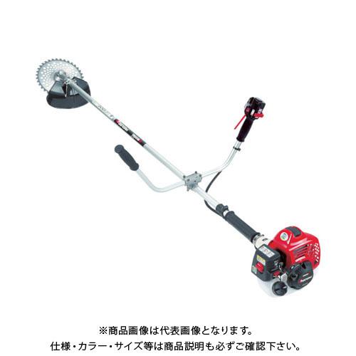 【運賃見積り】【直送品】ゼノア エンジン肩掛式刈払機(両手ハンドル) TRZ265W