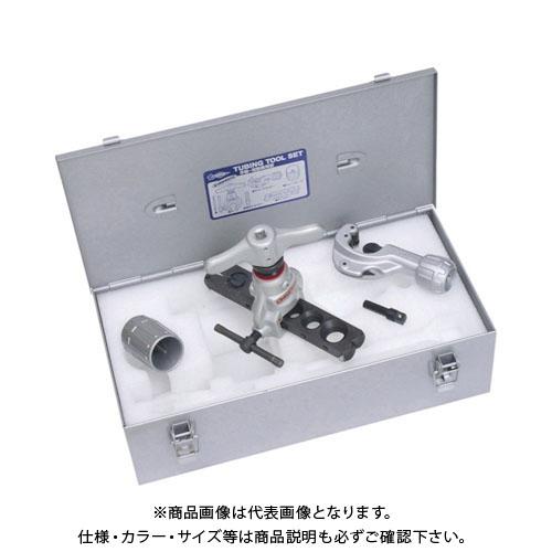 スーパー チュービングツールセット(偏芯式)手動電動兼用型、新冷媒・新規格対応 TS456WDH