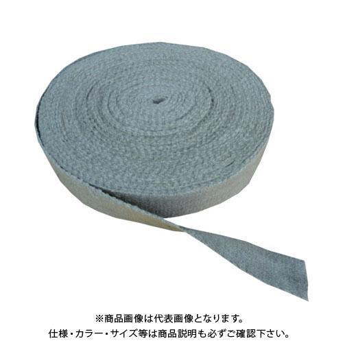 TRUSCO セラミック焼成テープ 厚み2.0X幅100X30m TSCBT2-100-30