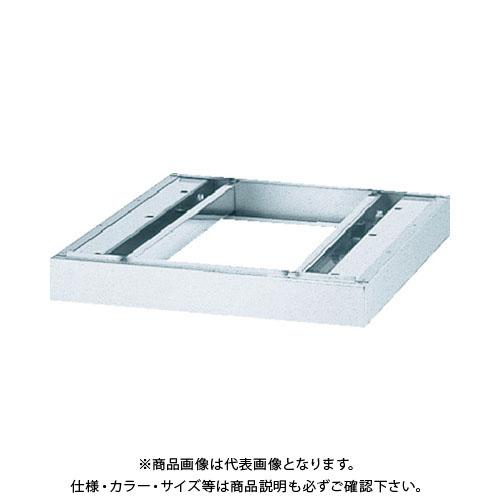 【個別送料2000円】【直送品】 TRUSCO SUS304保管庫 ベース 450XH60 TSB-4560H