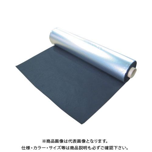 菊地 TS片面アルミ・ガラスクロス貼り耐炎フェルト TS-AGF095019