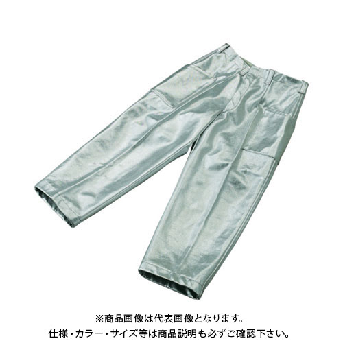 【12/5限定 ストアポイント5倍】TRUSCO スーパープラチナ遮熱作業服 ズボン Lサイズ TSP-2L
