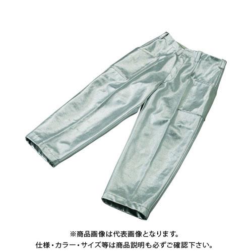 【12/5限定 ストアポイント5倍】TRUSCO スーパープラチナ遮熱作業服 ズボン XLサイズ TSP-2XL