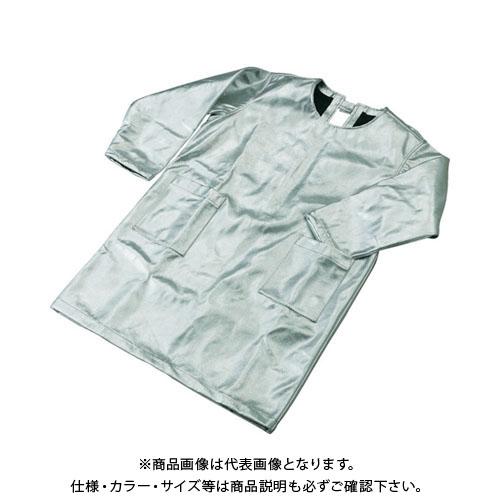 TRUSCO スーパープラチナ遮熱作業服 エプロン Lサイズ TSP-3L