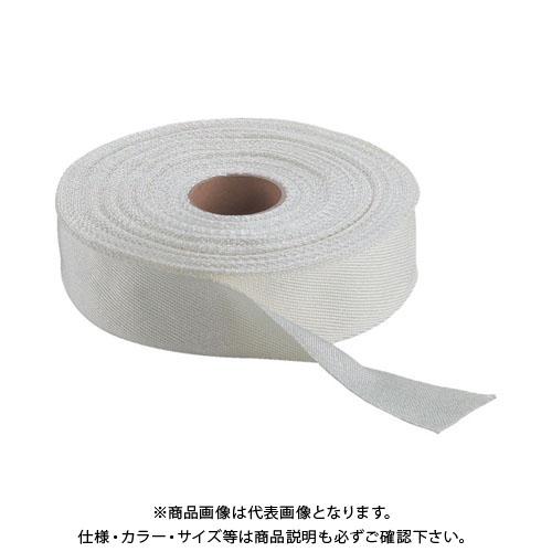 TRUSCO シリカテープ 厚み0.8X幅50X30m TST-0850