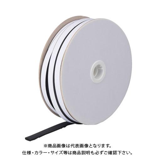 TRUSCO 粘着付平型スポンジ 3mm×15mm×50m TSHN-315-50