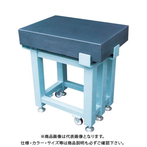 【直送品】TSUBACO 石定盤00級 精度4.0μm 幅1500×奥行1000×高さ200mm TT00-1510