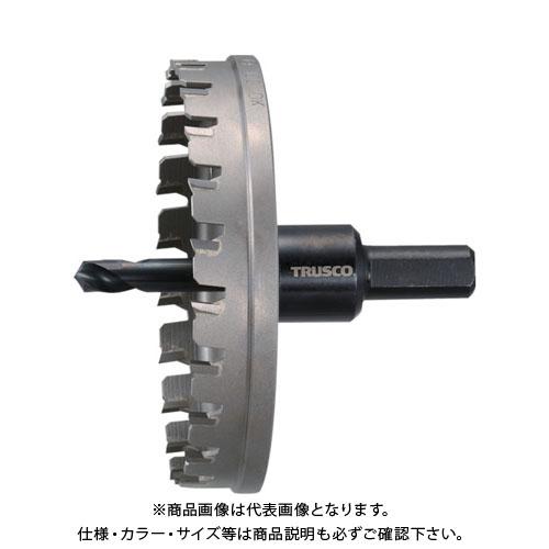 TRUSCO 超硬ステンレスホールカッター 100mm TTG100