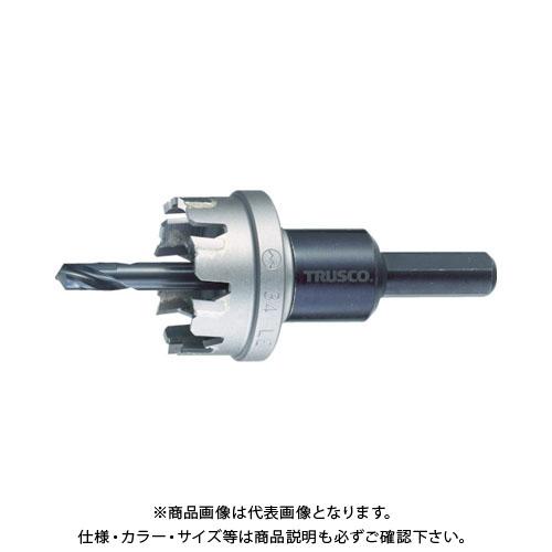 TRUSCO 超硬ステンレスホールカッター 105mm TTG105