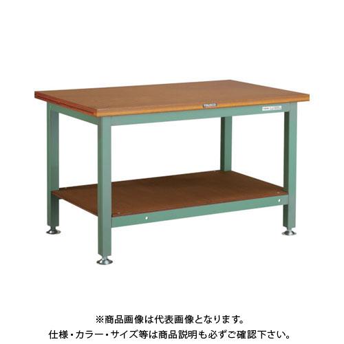 【運賃見積り】【直送品】 TRUSCO TW型作業台 1200X750XH740 TW-1200