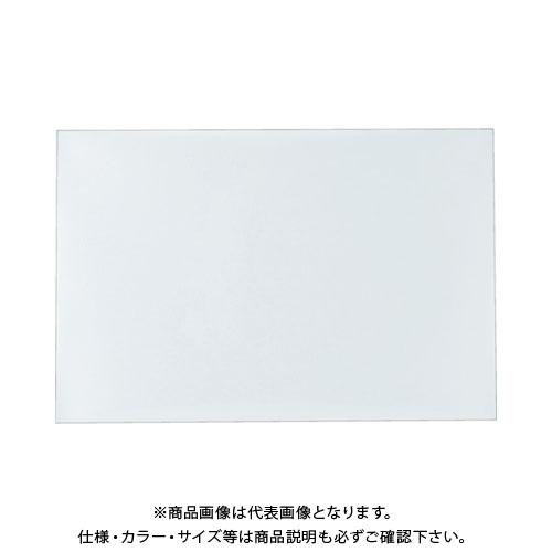 Trusco TRUSCO Whiteboard plain and magnet sheets type 450X600 TWM-6045