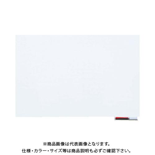 【個別送料1000円】【直送品】 TRUSCO 吸着ホワイトボードシート 900×1800×1.0 TWKS-90180