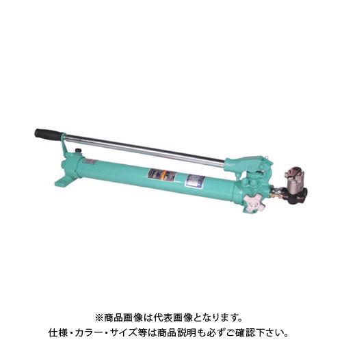 【運賃見積り】【直送品】OJ 手動油圧ポンプ TWA-0.9