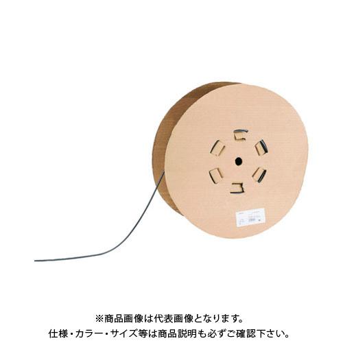 パンドウイット PVCチューブ 黒 TV105-6M20Y