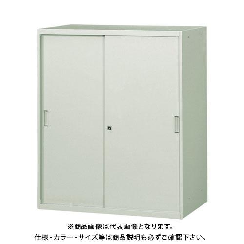 【運賃見積り】【直送品】 TRUSCO TZ型防錆強化保管庫 スチール引違 H1050 TZS-11
