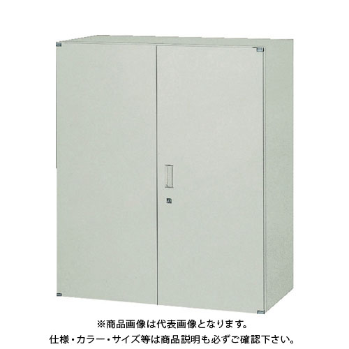 【運賃見積り】【直送品】 TRUSCO TZ型防錆強化保管庫 両開 H1050 TZH-11